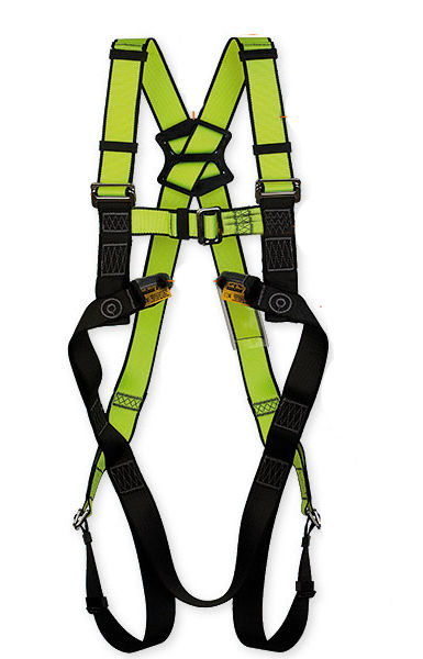 What an Edmonton Employee Needs to Look At When Inspecting a Safety Harness