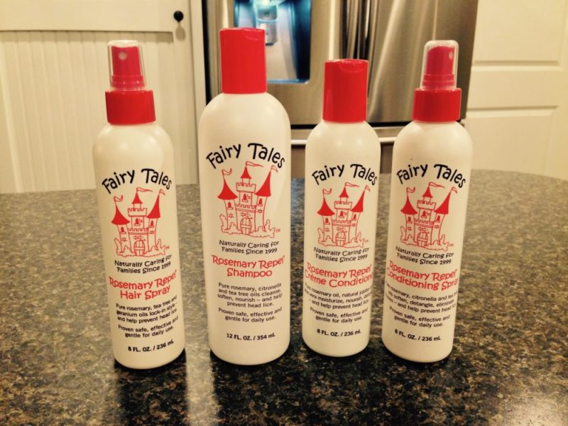Natural Hair Care For Your Little Princess
