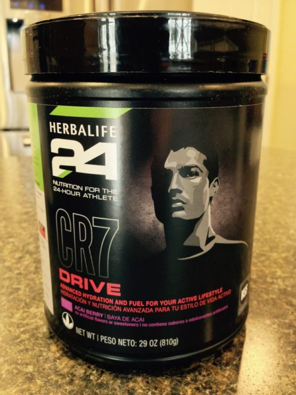 Herbalife24 CR7 Drive Drink Mix