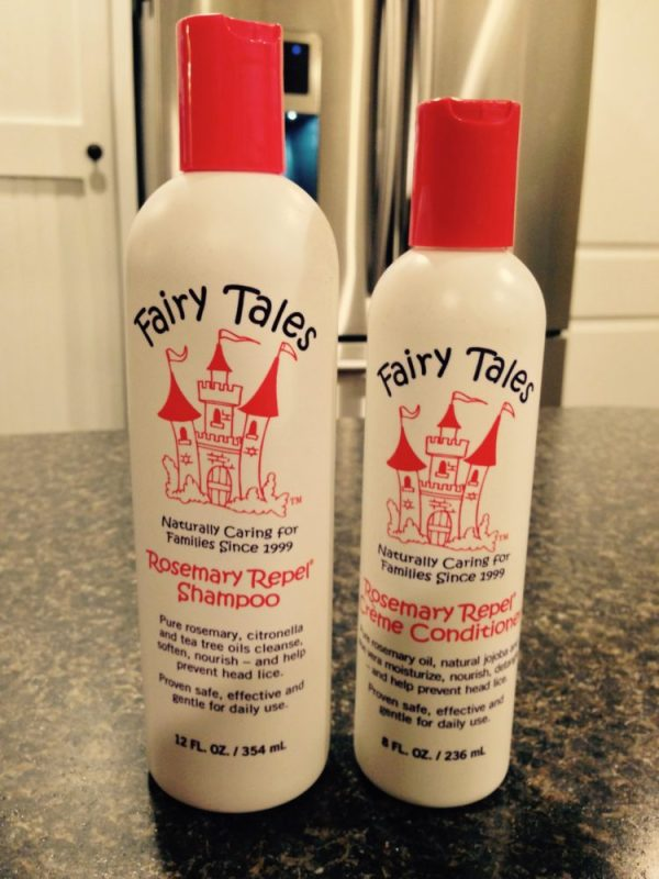 Fairy Tales Rosemary Repel® Shampoo and Créme Conditioner