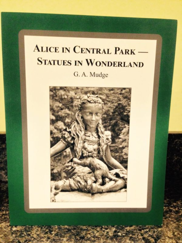 Alice In Central Park - Statues In Wonderland