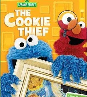 Sesame Street: The Cookie Thief – Cookie Monster Leads the Pack in This Cookie-Munching Thriller