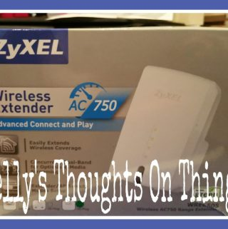 Can't Get Wi-Fi In Back Of The House? Wireless Range Extender #zyxel