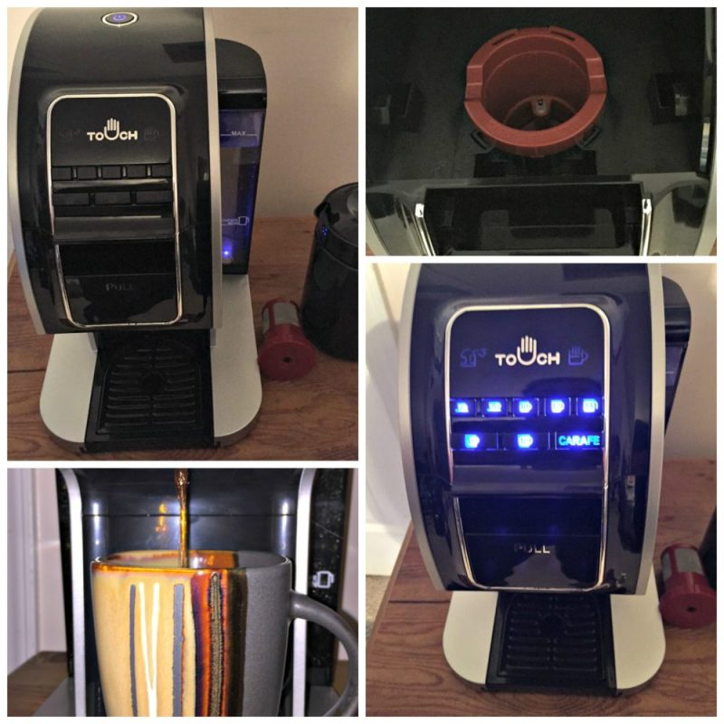 Heat Up The Mornings With The Hottest Coffee Maker Around