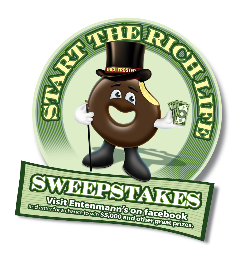 Introducing Entenmann's Start The Rich Life Sweepstakes