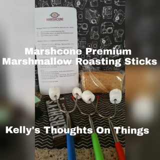 Marshcone Premium Marshmallow Roasting Sticks