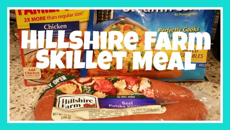 HILLSHIRE FARM® SMOKED SAUSAGES AT TARGET