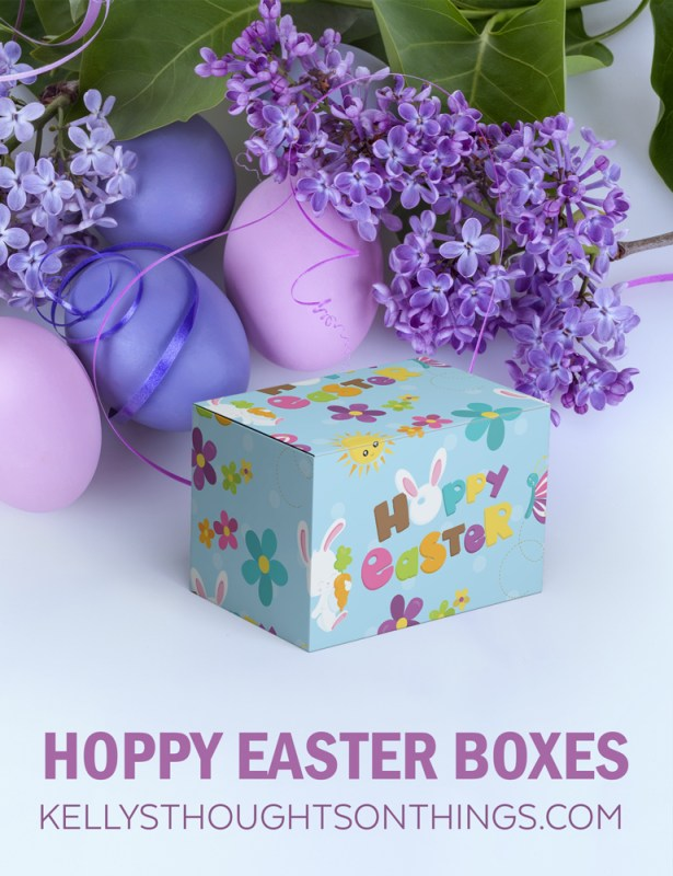 Make Your Own Easter Box
