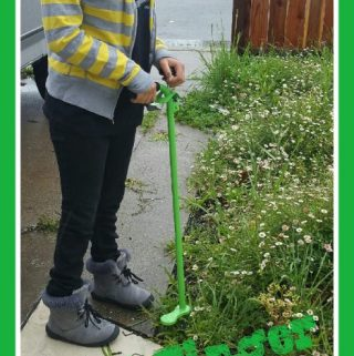 Let Weed Zinger do all the WEEDING for you! #weedzinger