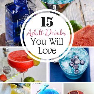 15 Adult Drinks You Will Love