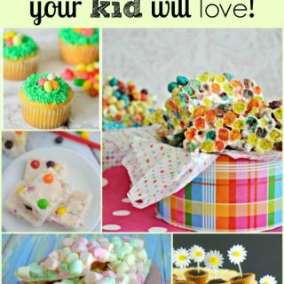 Spring Desserts Your Kid Will Love