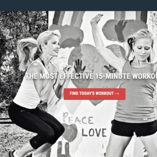 Start Sweating in Seconds~Digital Workouts #mashup