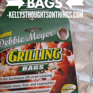 Easy Peasy BBQ with Debbie Meyer® Grilling Bags