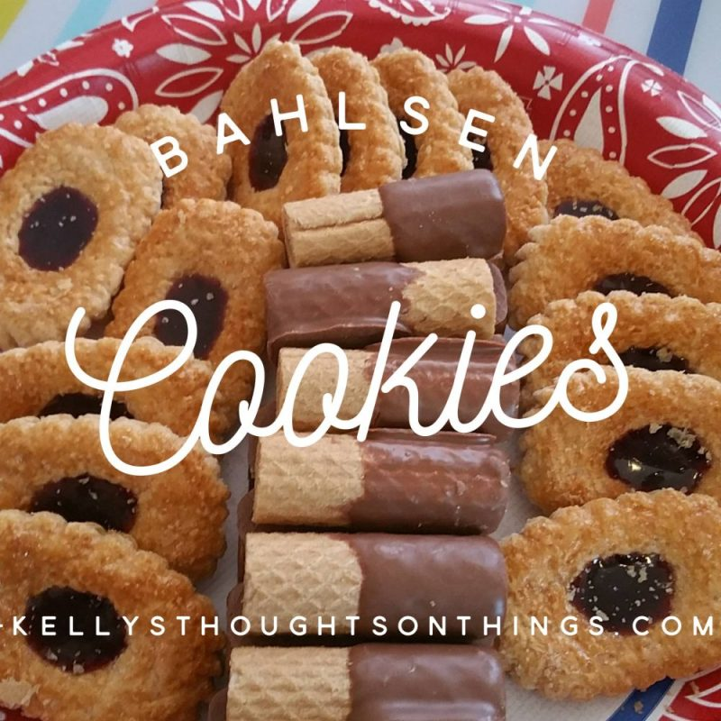 Cookies are a Mom's Best Friend #Bahlsen