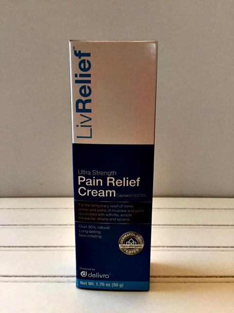 Pain Relief Cream-LivRelief