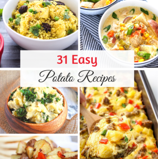 31 Easy Potato Recipes