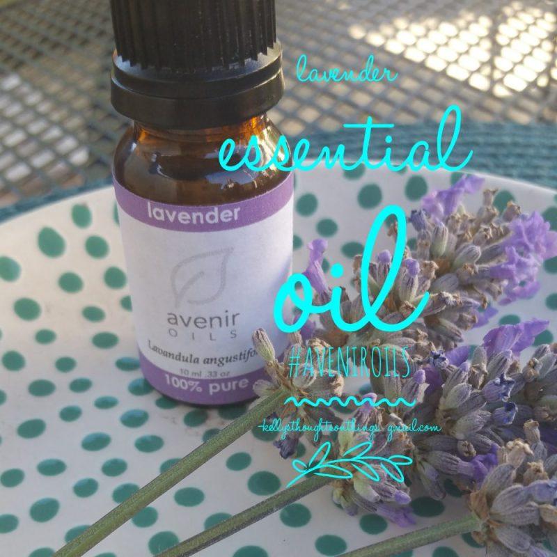Lavender Essential Oil.