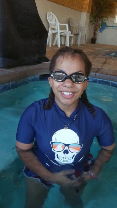 Antifog Swimming Goggle