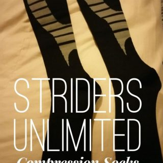 Striders Compression Socks for Men & Women #Striders