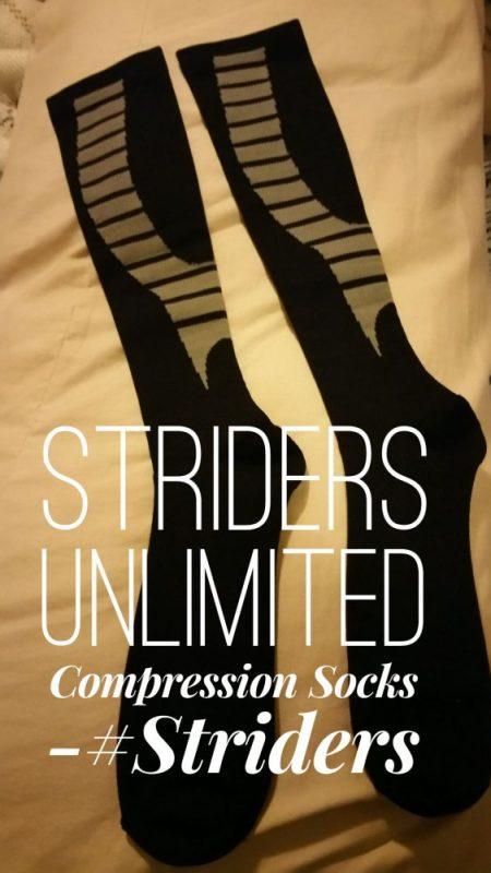 Striders Etc. Compression Socks for Men & Women