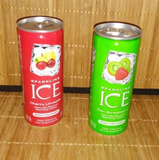 Sparkling Ice has two new flavors to #FlavorUp!