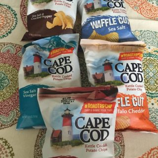 Ridiculously Good Chips From Cape Cod #RoadTripChip