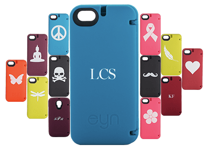Eyn Phone Cases are for people on the GO!