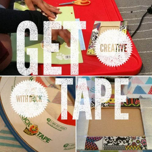 Get Creative with Duck Tape