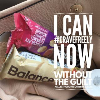 I Can #Cravefreely Without the Guilt Now with Balance