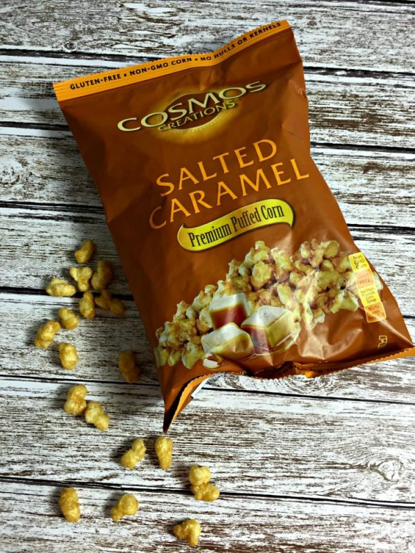 A New Popcorn Even Your Little One Can Love