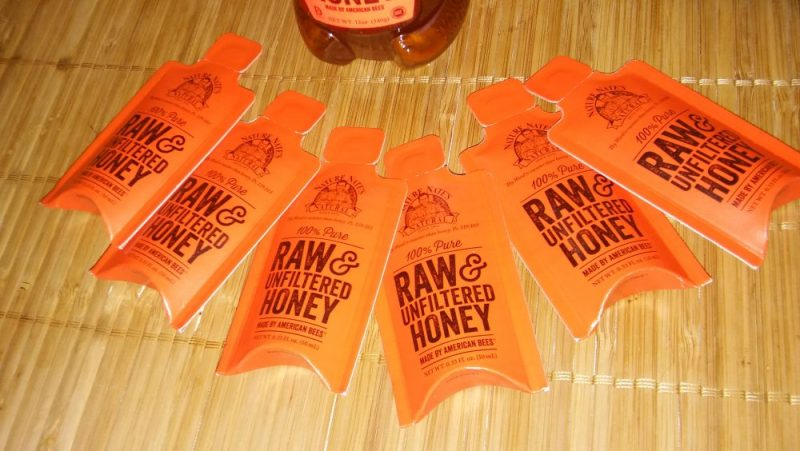 Nature's Nate Honey raw unfiltered