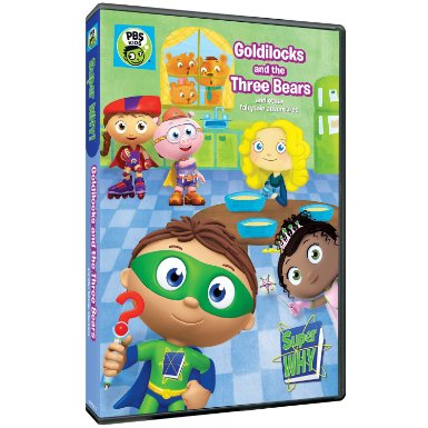 New SUPER WHY! Coming Your Way