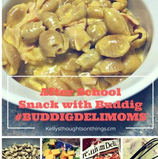 After School Snack with Buddig Premium Deli Meat (Plus Giveaway)