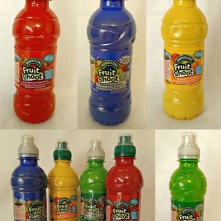 Fruit Shoot Fruit Juice For Back To School and On The Go