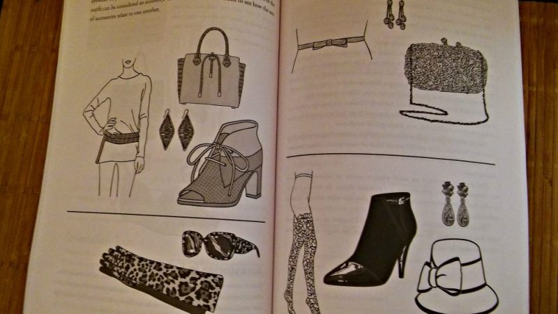 quintessential style book page