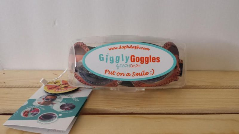 Giggly Goggles Case