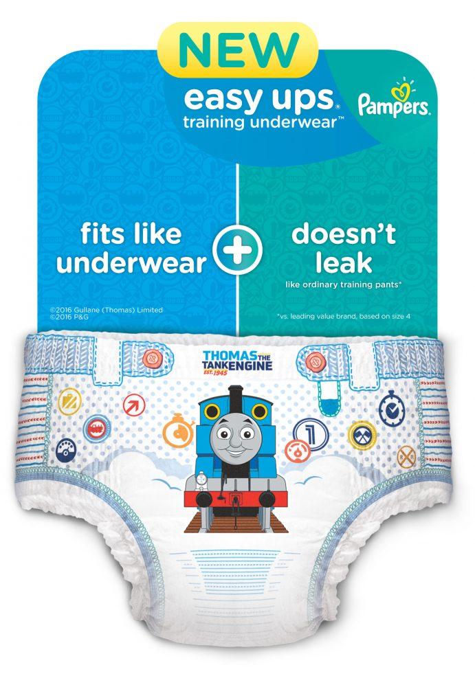 Training Underwear #PampersEasyUps