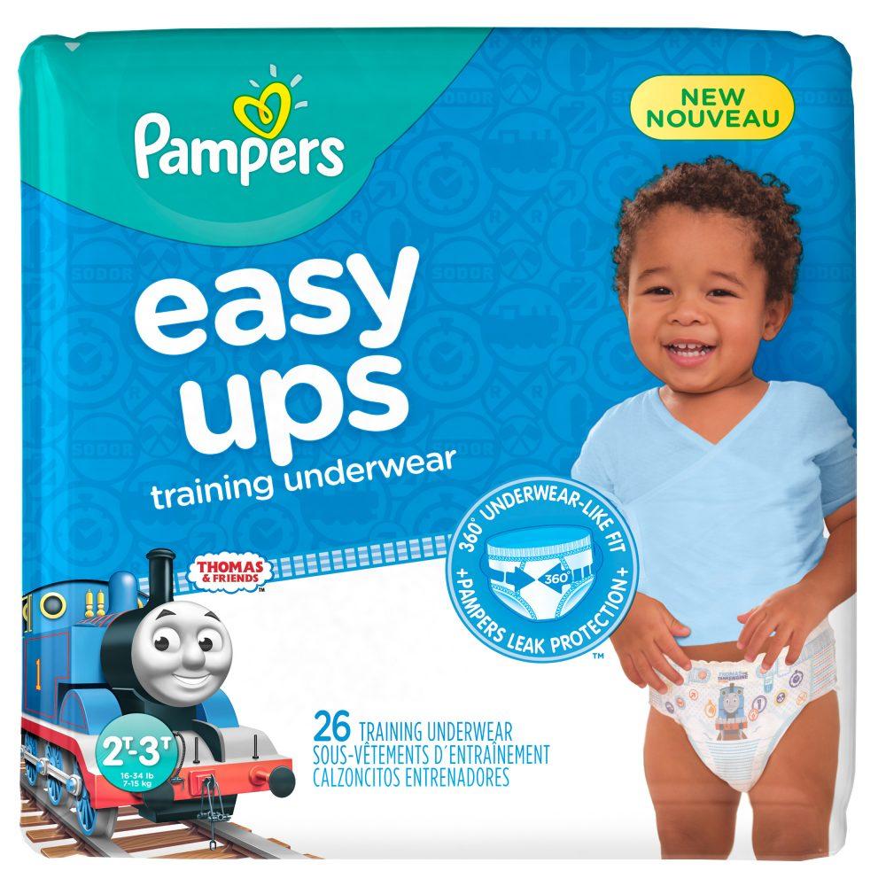 Pampers Easy Ups Training Underwear