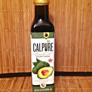CalPure™ Extra Virgin Avocado Oil gives you extra flavor!
