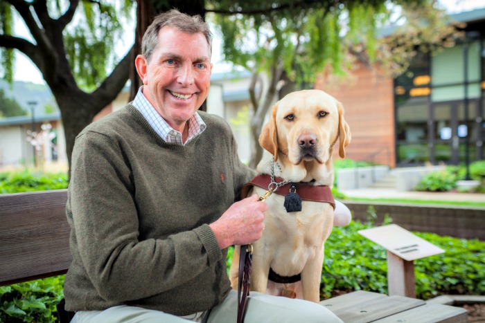 I Need Your Help: Spread Awareness About National Guide Dog Month This September