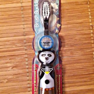 Brush Buddies Keeps your kids brushing till time is up!