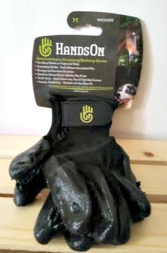 Hands On® Grooming Gloves
