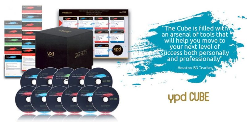 YPD Cube- Help Kids With Their Passion