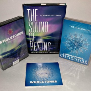 The Musical Frequency Of Wholetones Can Help With Your Health