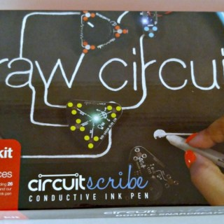 Circuit Scribe The Silver Lining Of Stem Concepts