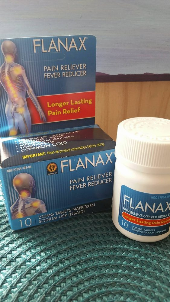Need help with Headaches- Flanax to the RESCUE!
