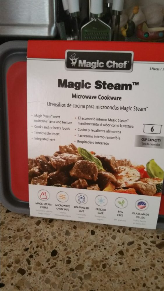 The Only Microwave Tool You Need - Magic Chef