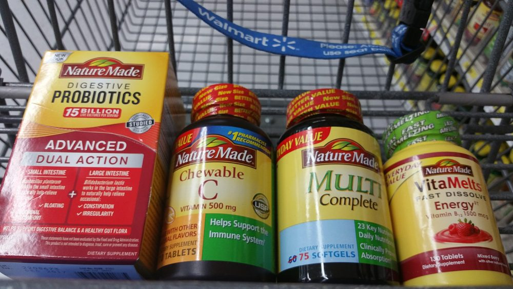 Nature Made® Provides the Support My System Needs!