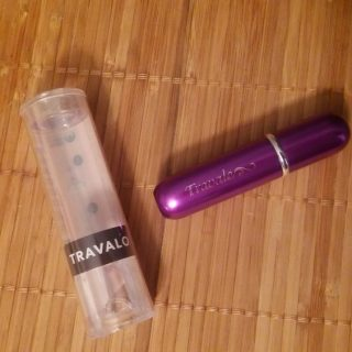 Travel Well with Travalo travel size!