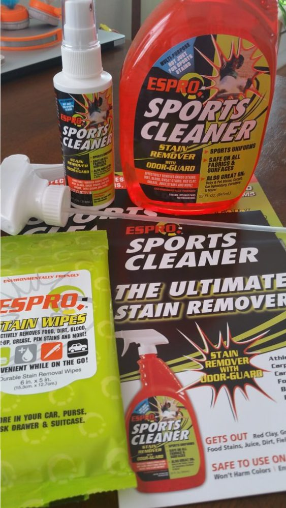 ESPRO Sports Cleaner - Ultimate Stain Remover